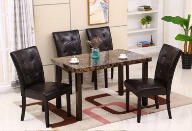 4031T/4026CA Dining Room Set (2 Colors Available)