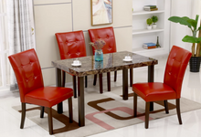 Load image into Gallery viewer, 4031T/4026CA Dining Room Set (2 Colors Available)
