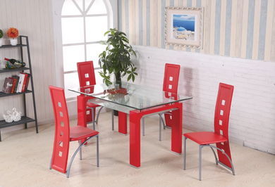 3003RD/2201RD Dining Room Set