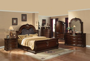 10304CK KIT - ANONDALE  511 QUEEN BED 7PCS  (Q.BED,DR,MR,NS)