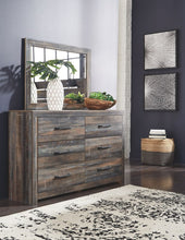Load image into Gallery viewer, Drystan - Multi - 7 Pc. - Dresser, Mirror, Queen Panel Bed & 2 Nightstands