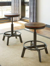 Load image into Gallery viewer, Torjin - Brown/Gray - 3 Pc. - Long Counter Table & 2 Stools