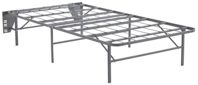 Better Than A Boxspring - Gray - Twin Foundation