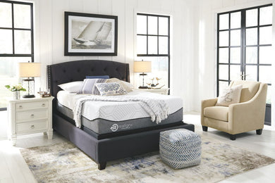 Realign+ 15 Firm - White - Queen Mattress & Foundation