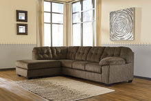 Load image into Gallery viewer, Accrington - Earth - LAF Corner Chaise & RAF Sofa Sectional