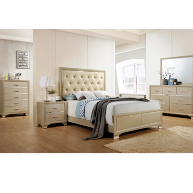Logan 8pc Queen Bedroom Set