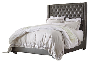 Coralayne Queen Upholstery Bed