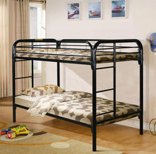 Load image into Gallery viewer, Metal Bunk bed T/T