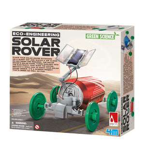 Green Science | Eco Engineering - Solar Rover