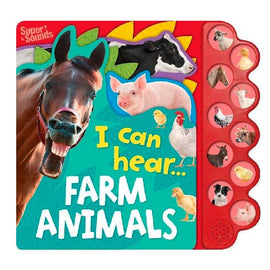 Sound Book - Farm Animals