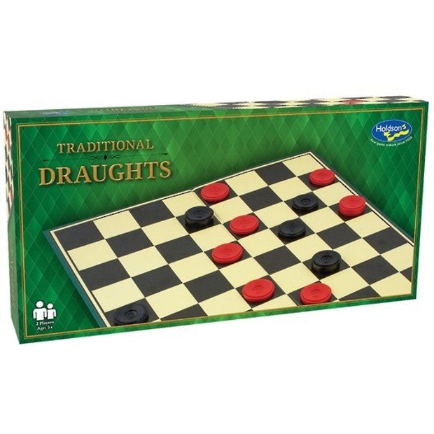 Holdson | Traditional - Draughts