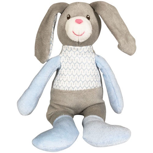 Urban Junior | Blue Bunny Soft Toy
