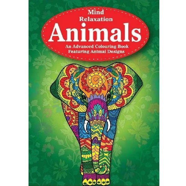 Blue Duck Books | Mind Relaxation - Animals