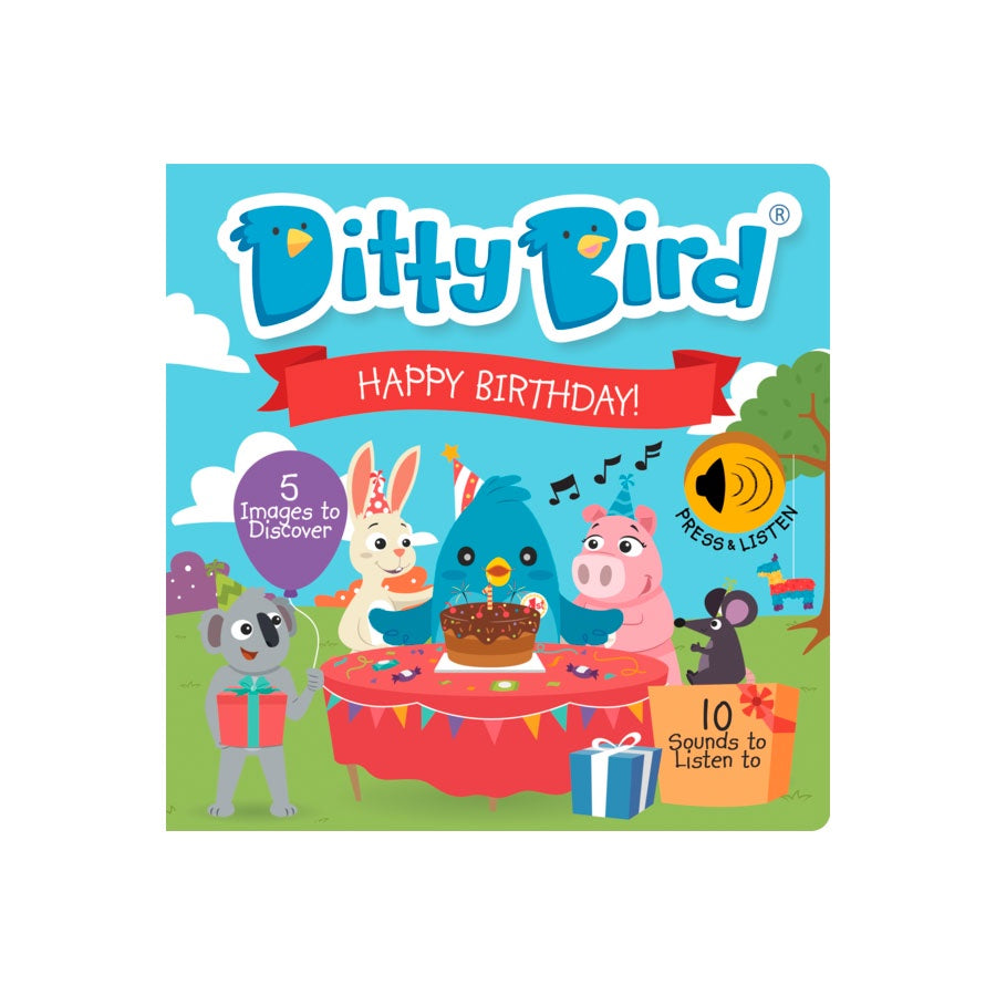 Ditty Bird | Happy Birthday