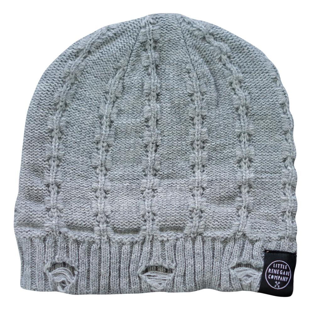 Little Renegade | Everest Beanie - Grey