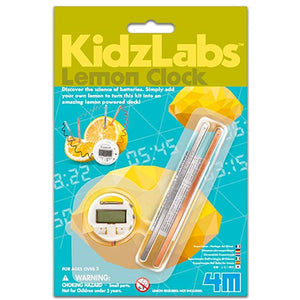 KidzLabs | Lemon Clock