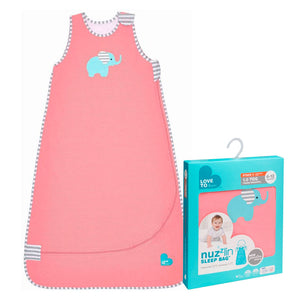 Love To Dream | Nuzzlin Sleeping Bag - Pink 1.0 TOG
