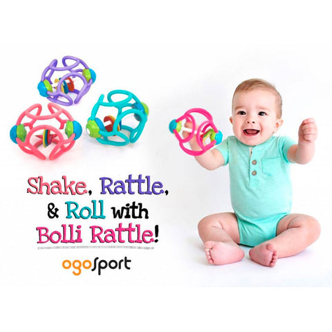 OgoSport | Bolli Squishy Rattle Ball