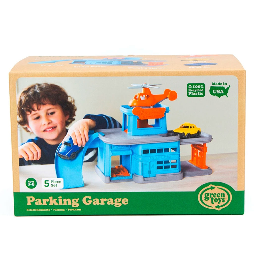 Green Toys | Parking Garage