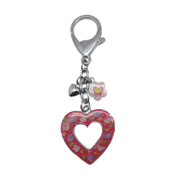 All That Glitters | Keyring - Heart