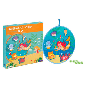 Mier Edu | Dartboard Game - Mermaid Treasure