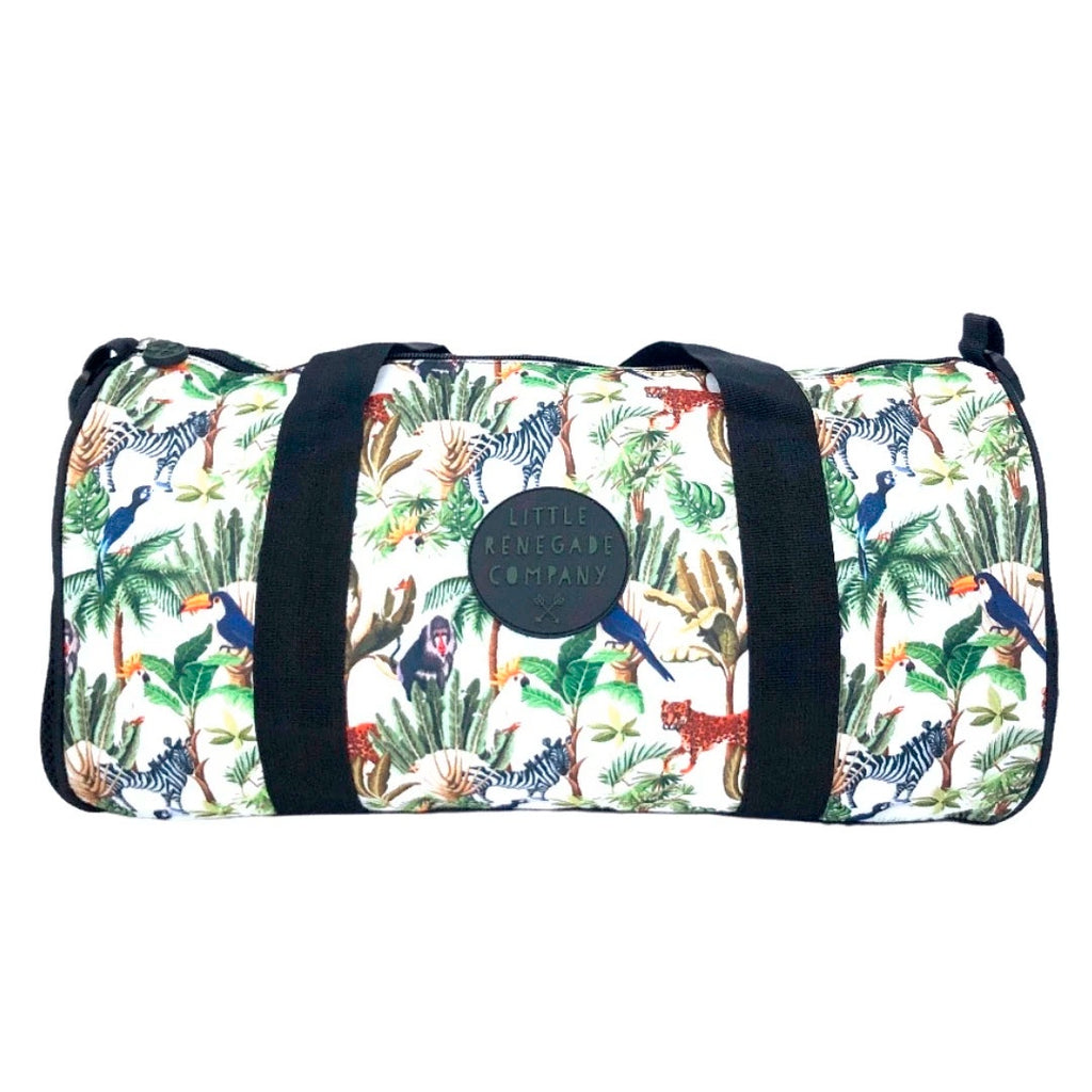 Little Renegade | Jungle Fever Duffle Bag