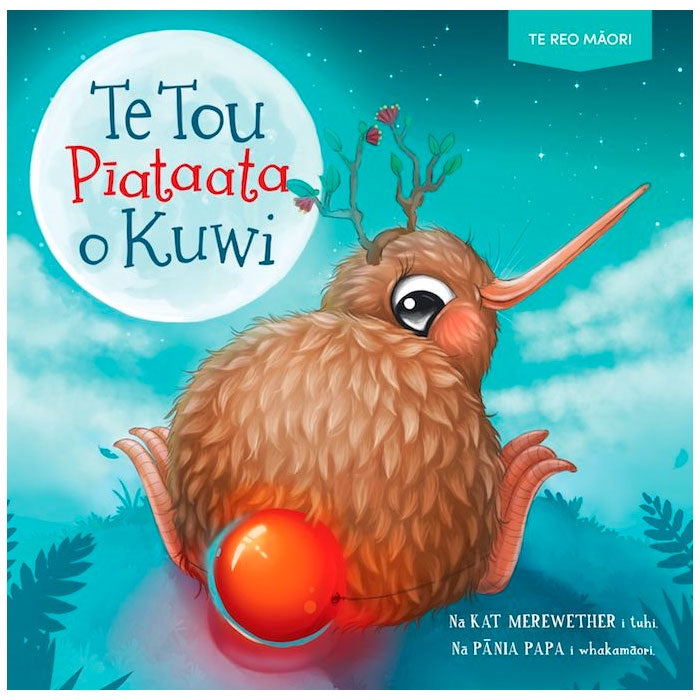 Te Tou Piataata o Kuwi - Includes Soft Toy