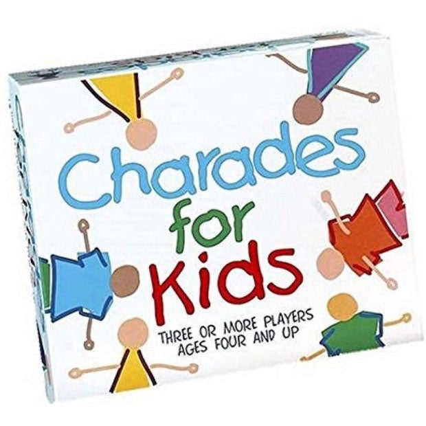 Holdson | Charades For Kids