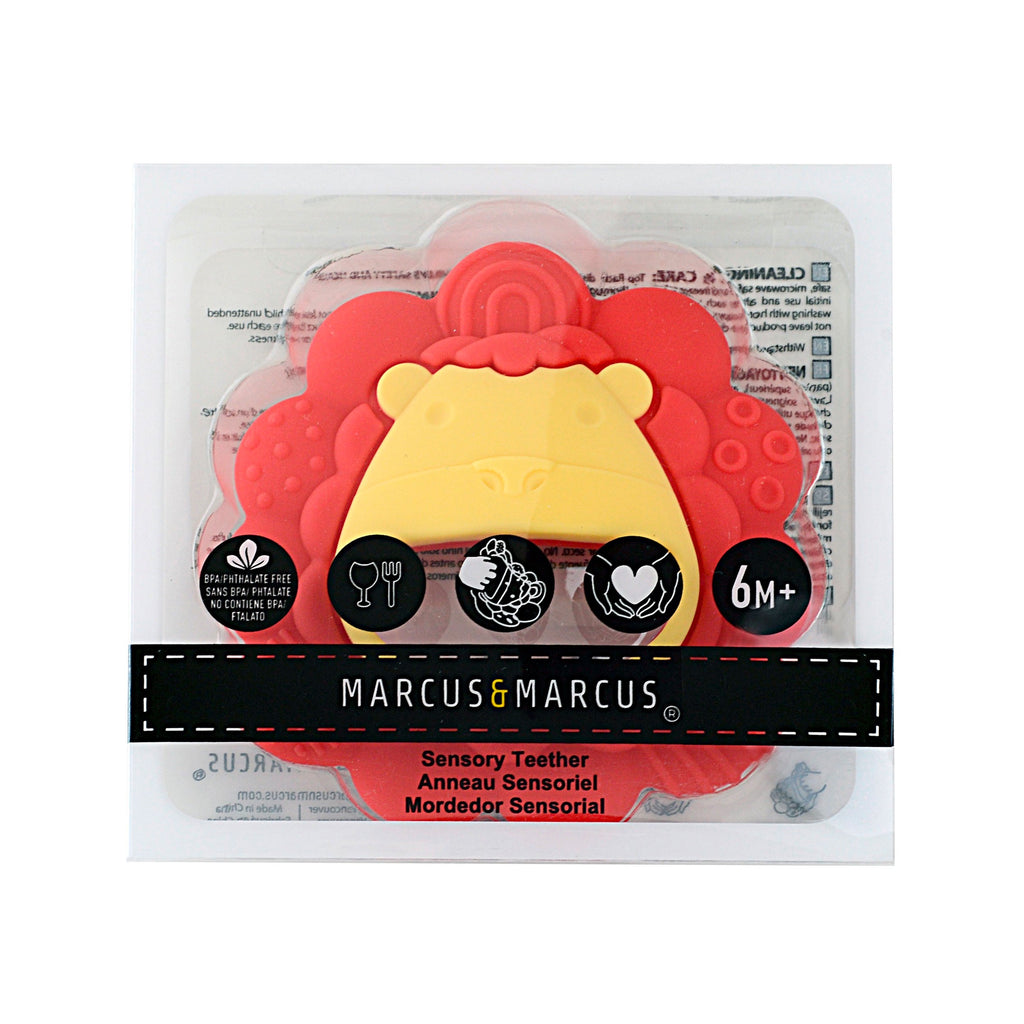 Marcus & Marcus | Sensory Teether - Lion