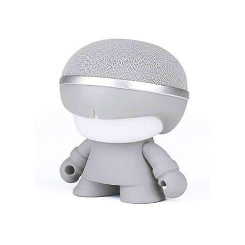 Xoopar | Mini Boy Speaker - Grey