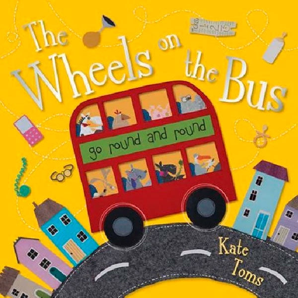 The Wheels on the Bus - Picture Storybook