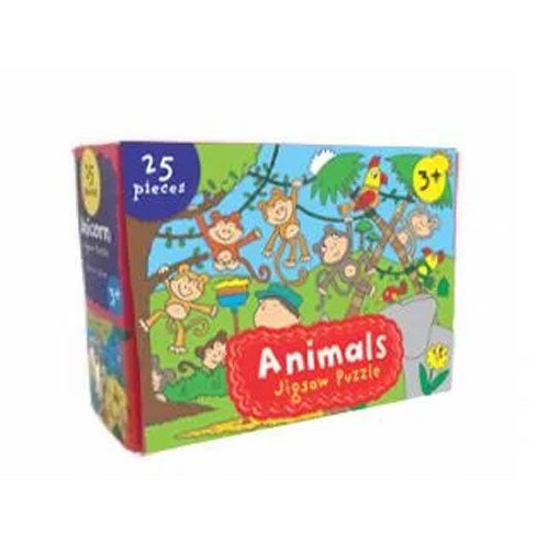 Five Star | 25 Piece Puzzle - Animals