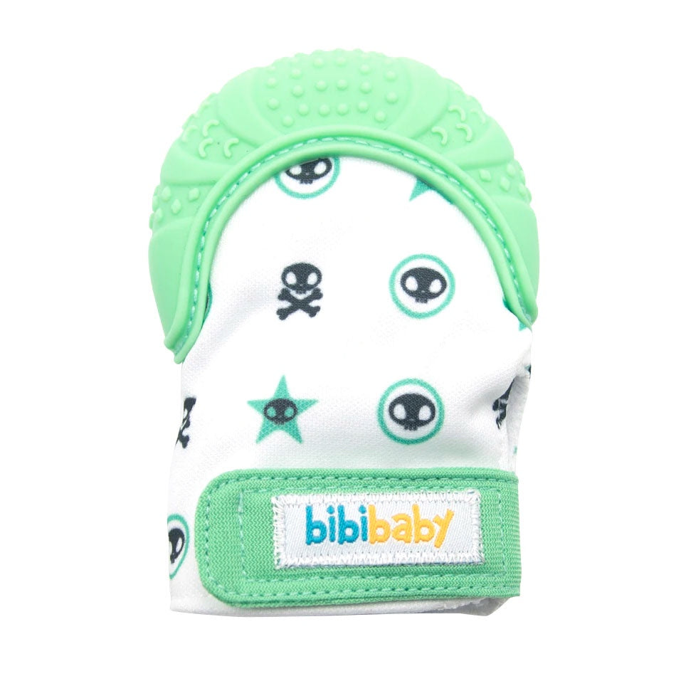 BibiBaby | Teething Mitt - Mint