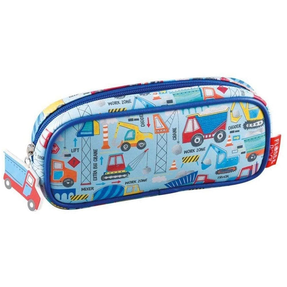 Floss & Rock | Construction Pencil Case