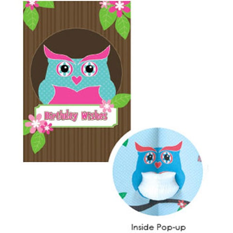 Birthday Card | Owl Birthday Wishes