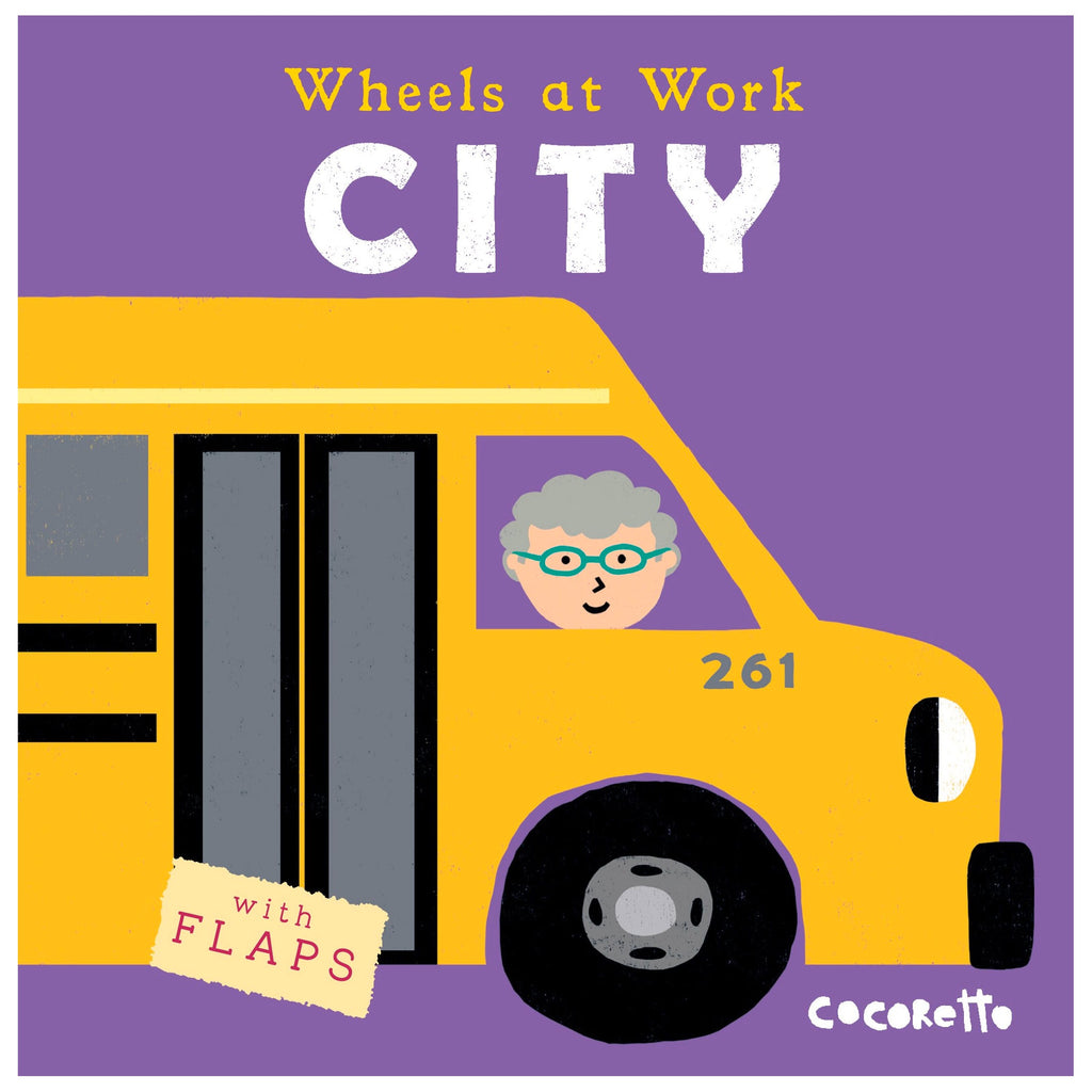 Wheels at Work - City
