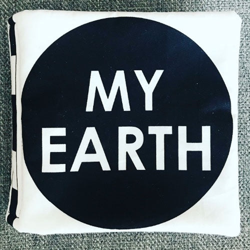 My Family Book | Luxe Soft Book - My Earth