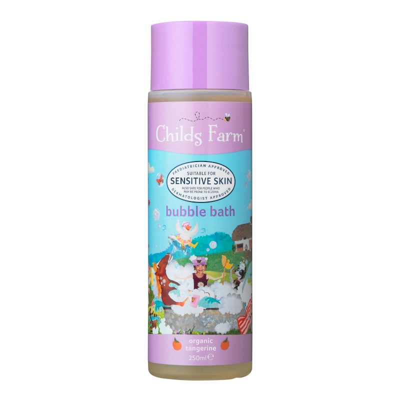 Childs Farm | Bubble Bath - Organic Tangerine