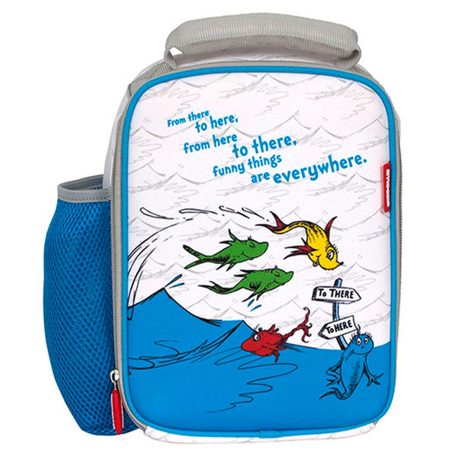 Dr Seuss | One Fish Two Fish Lunchbag