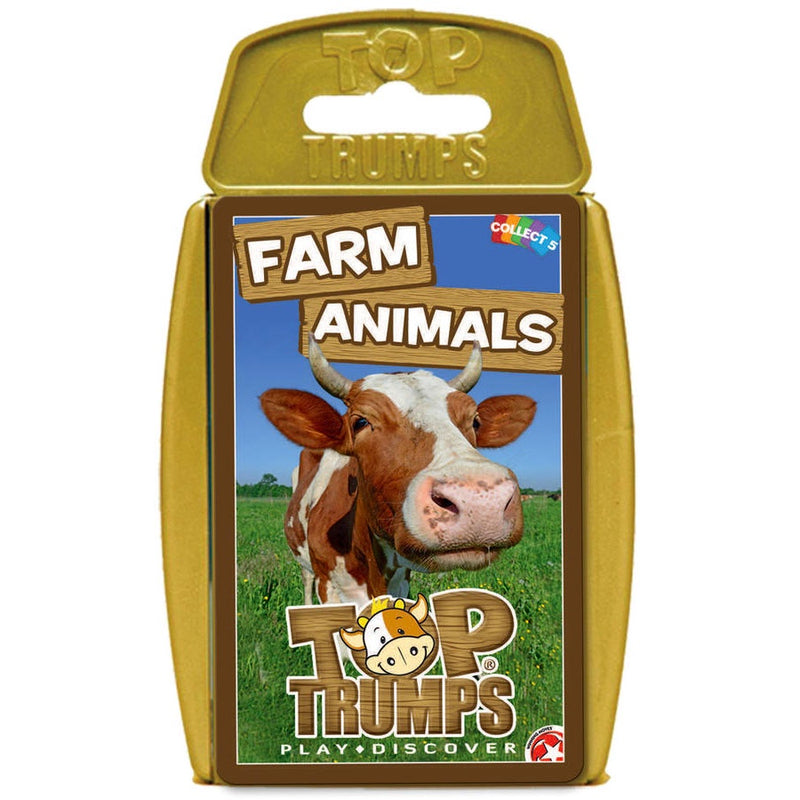 Top Trumps | Farm Animals