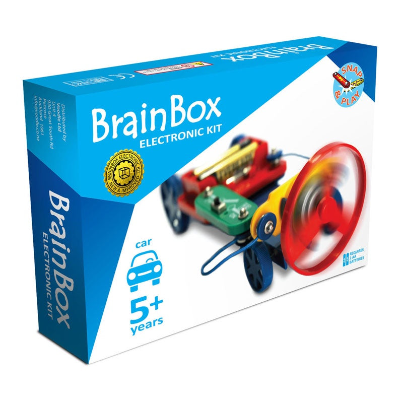BrainBox | Car Experiment