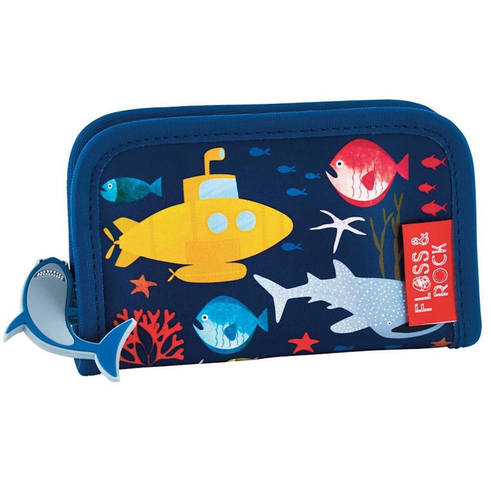 Floss & Rock | Deep Sea Wallet