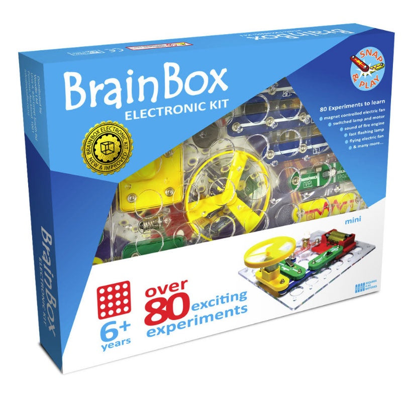 BrainBox | Mini - Over 80 Experiments