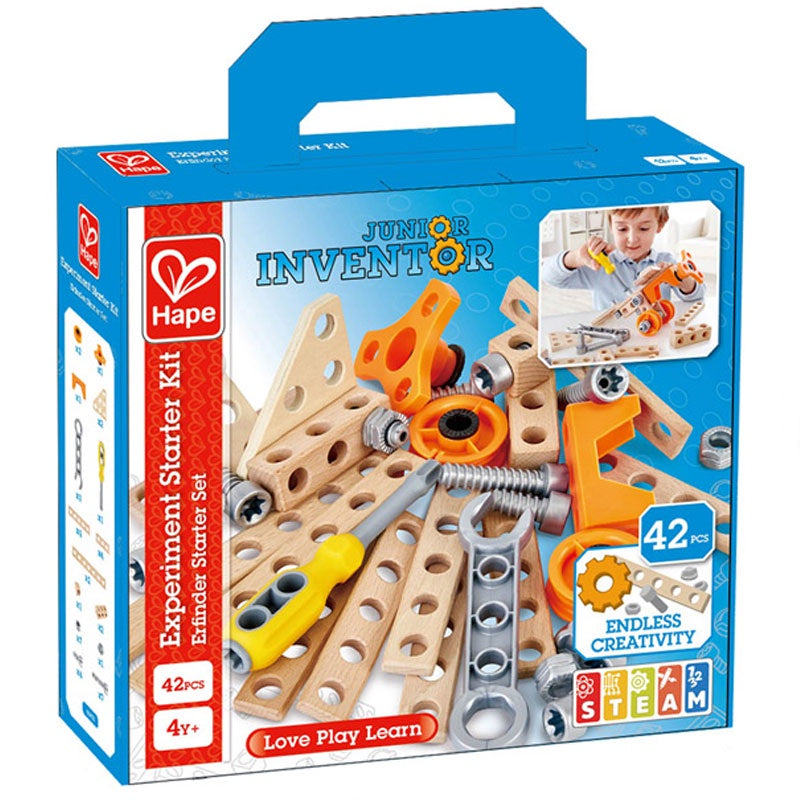 Hape | Junior Inventor - Experiment Starter Kit