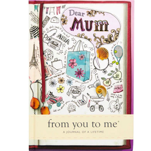 A Journal Of A Lifetime | From You To Me - Dear Mum