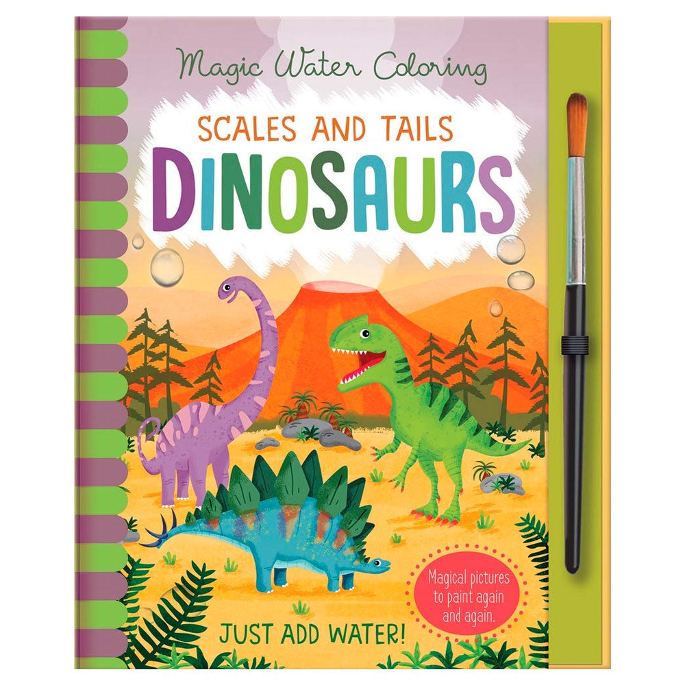 Magic Water Colouring - Dinosaurs
