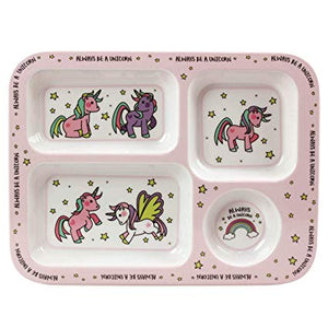 Little Stars | Unicorn Divided Tray