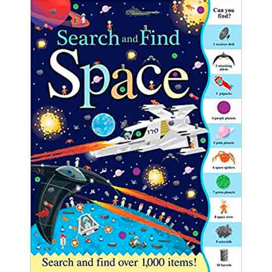 Search & Find - Space