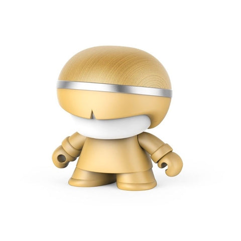 Xoopar | Mini Boy Speaker - Gold