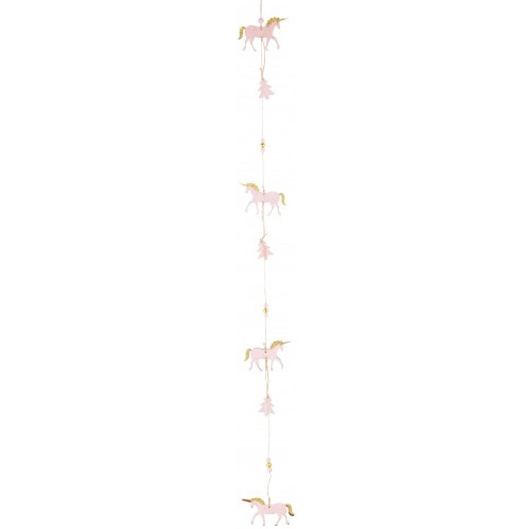 Urban Products | Pink Unicorn Garland 1m